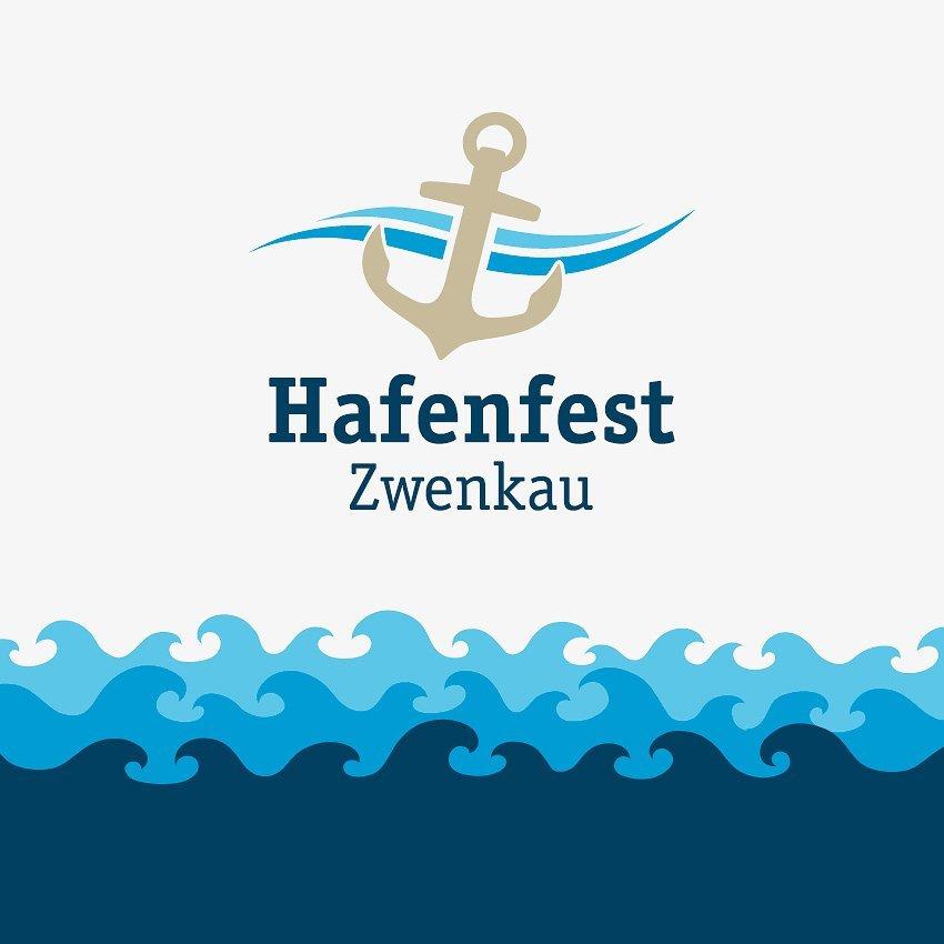 Logo Hafenfest Zwenkau