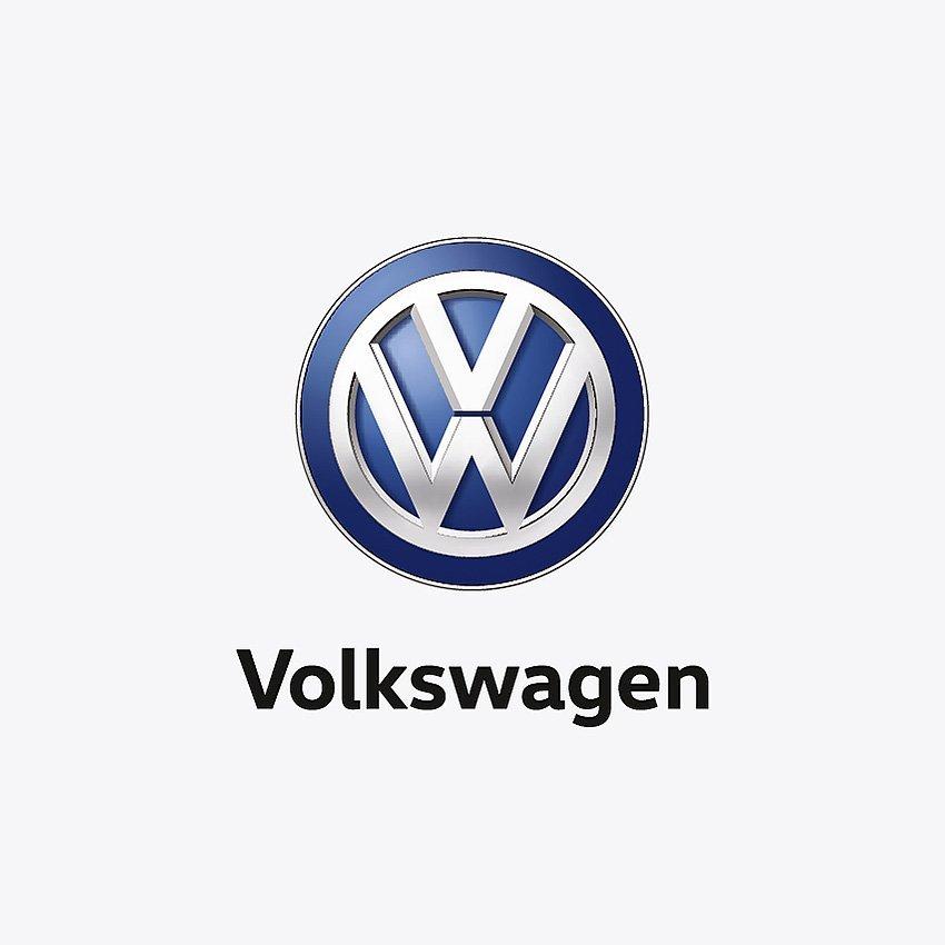 Logo Volkswagen Automobile Leipzig