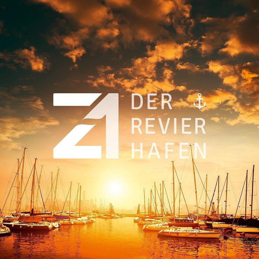 Logo Z1 - Der Revierhafen Zwenkau